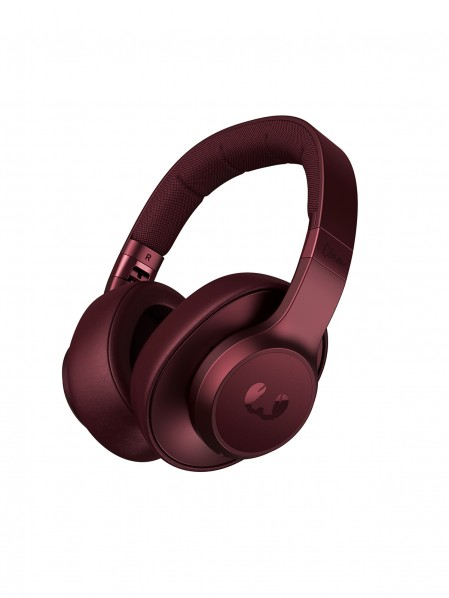 Clam ANC Over-ear headphone Ruby Red